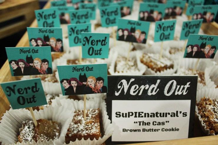 Nerd Out App Kneady Bakery Treats