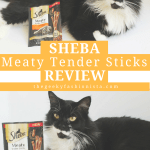 SHEBA Meaty Tender Sticks Review