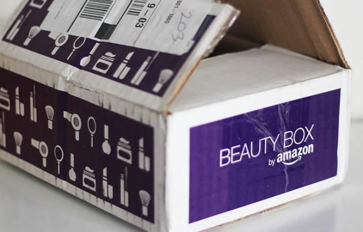Amazon Beauty Box Unboxing