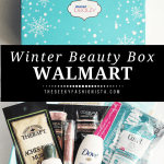Winter 2017 Walmart Beauty Box