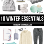 10 Winter Essentials