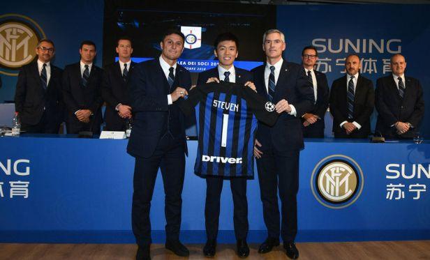 Steven Zhang diventa Presidente dell'Inter