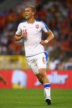 Thomas Soucek - Giocatore chiave della Repubblica Ceca