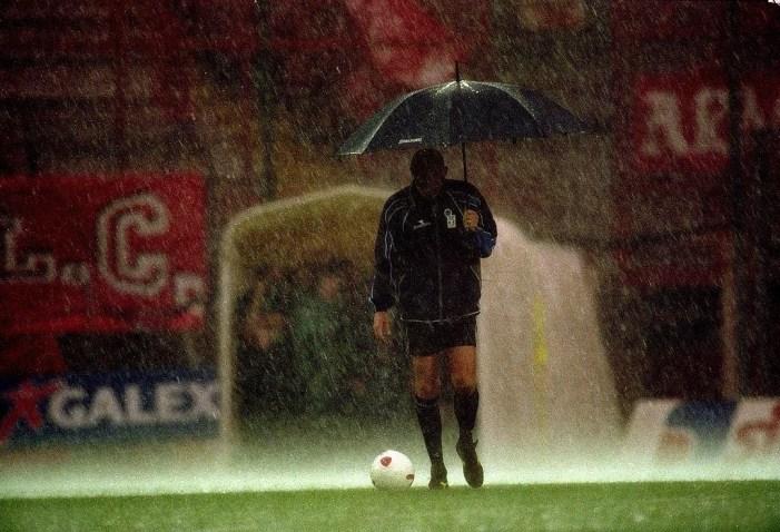 14 maggio 2000, Collina al Renato Curi di Perugia