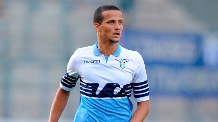 Luiz Felipe con la maglia della Lazio