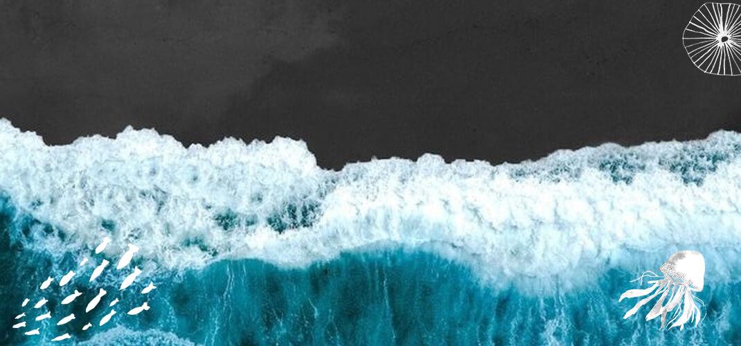 El mar by The Gelatina