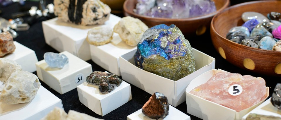 Minerals and more