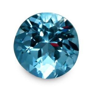 Natural Gemstone, Jewellery, Jewelry, Aquamarine, Beryl, Africa, African, Light, Blue, Light Blue, Round, Flower, The Gem Monarchy, Gem Monarchy, TheGemMonarchy, GemMonarchy, Monarchy, The Gemstone Monarchy, Gems