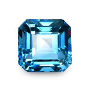 Natural Gemstone, Jewellery, Jewelry, Aquamarine, Beryl, Africa, African, Light, Blue, Light Blue, Square, Step, The Gem Monarchy, Gem Monarchy, TheGemMonarchy, GemMonarchy, Monarchy, The Gemstone Monarchy, Gems