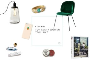 The Gem Picker has brought together a gift guide for all the women in your life