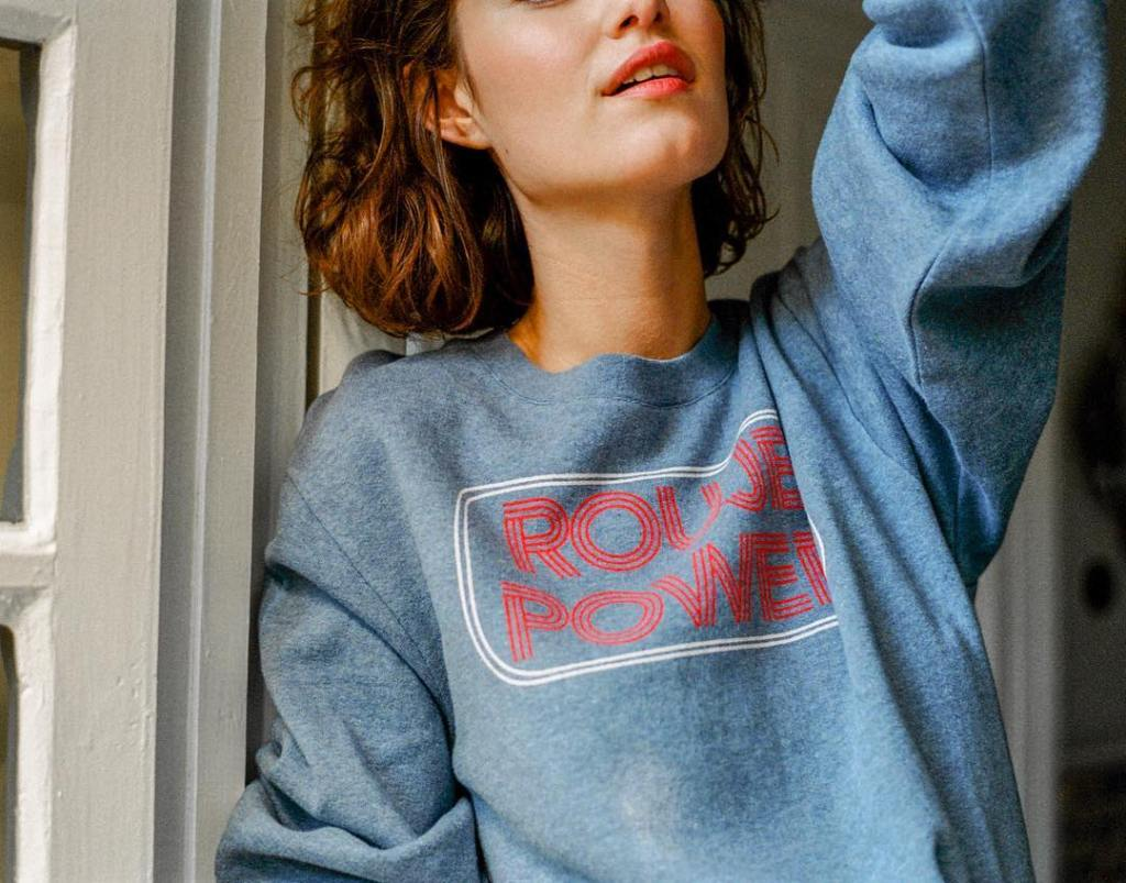 Cotton sweatshirt: 6 ways to style it