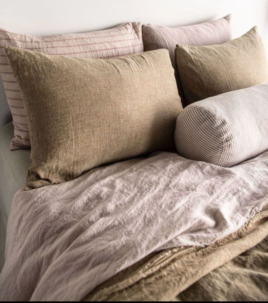 linen sheets from Hale mercantile co