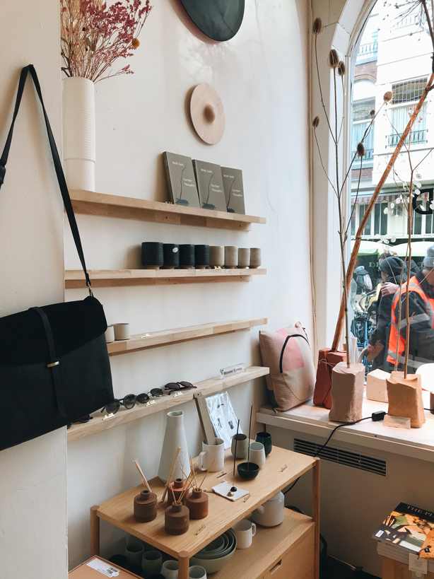 a weekend in Amsterdam restored restored shop