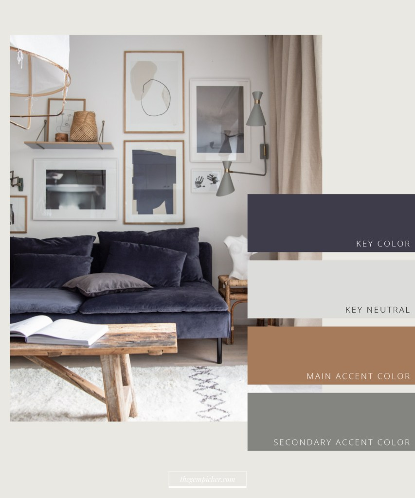 color palette for interior