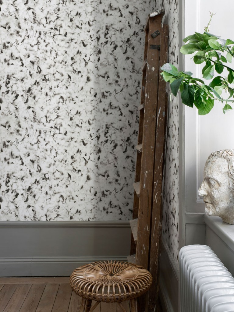 Decorating with wallpaper sandberg hannes
