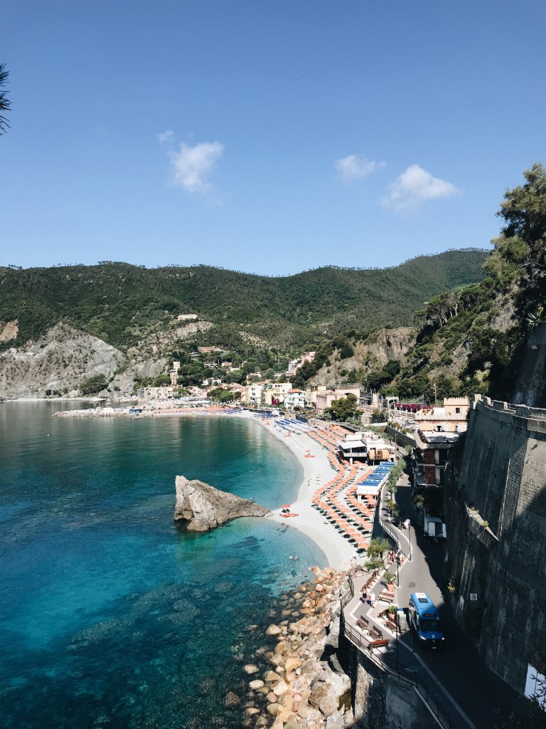 road trip in Italy from Cinque terre to to Florence