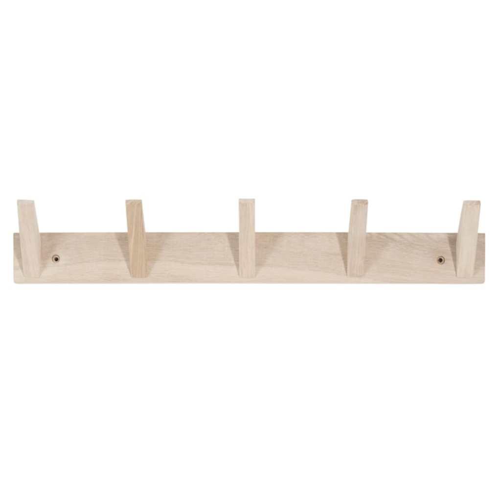 wooden peg rail from maison du monde