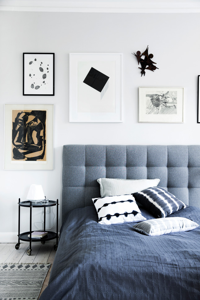 Picking wall art for your home - neutral room neutral art