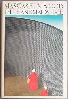 The Handmaid's Tale Cover (Chris Drumm) - Margaret Atwood