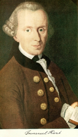 Immanuel Kant - compatibilism - free will - determinism