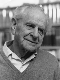 Karl Popper - epistemology - empiricism - rationalism - pragmatism