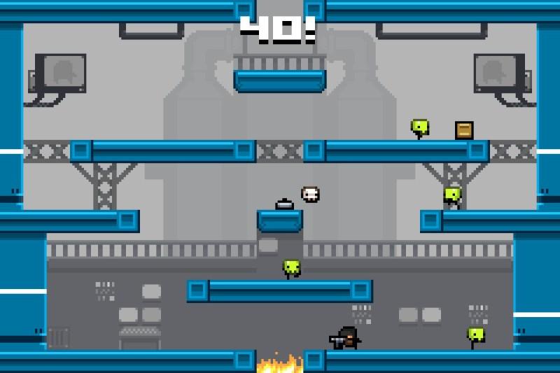 Super Crate Box Screenshot 1 - Vlambeer