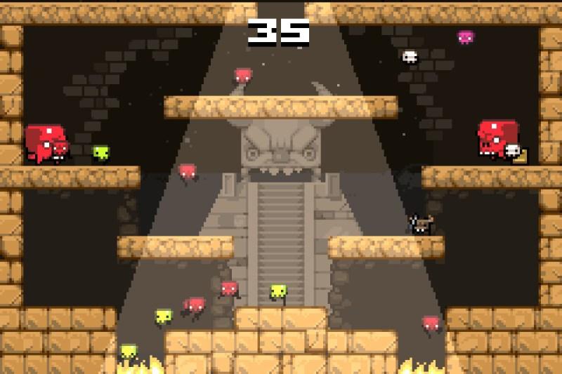 Super Crate Box Screenshot 2 - Vlambeer