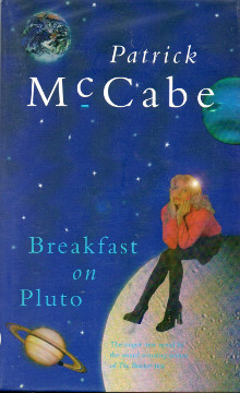 Breakfast on Pluto book cover - Patrick McCabe