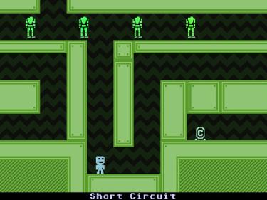 VVVVVV screenshot 2 - Terry Cavanagh