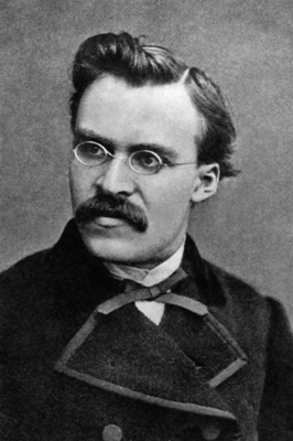Friedrich Wilhelm Nietzsche - Jacques Derrida - genetics - deconstruction - critical theory - literary theory