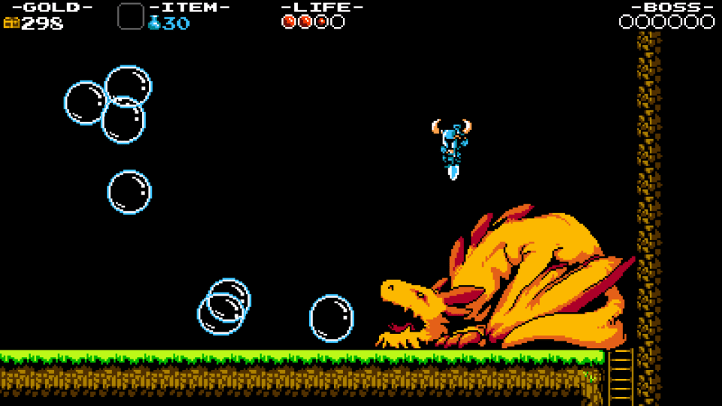 Shovel Knight Screenshot 2 - nostalgia - Yacht Club Games