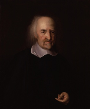 Thomas Hobbes by John Michael Wright - Friedrich Nietzsche - On Truth and Lies in a Nonmoral Sense - On the Genealogy of Morality