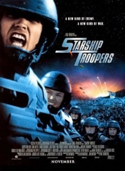[Film: Starship Troopers, Paul Verhoeven, 1997] Poking Fun at Militarism: How Paul Verhoeven's Cult Classic Starship Troopers Willfully Discards Robert Heinlein's Novel