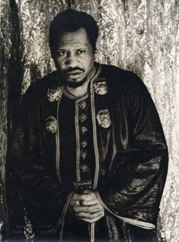 Paul Robeson as Othello (Carl Van Vechten) - William Shakespeare - Iago, race
