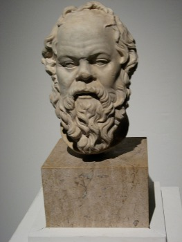 Socrates bust (Yuxuan Wang) - THUNK - Josh Pelton - YouTube, philosophy, education