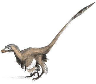 Drawing of Velociraptor mongoliensis by Matt Martyniuk - current-year argument - Anti-vaxxers and vaccines - logic and argumentation