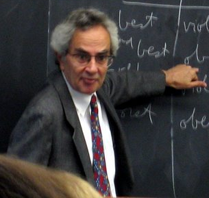 Thomas Nagel teaching Ethics - scientific defense of panpsychism - evolution, biology, gravity, electricity