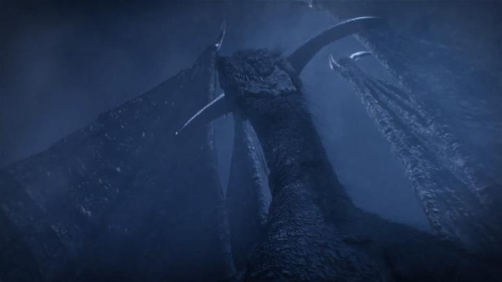 Dark Souls screenshot with Everlasting Dragon - existentialist philosophical analysis of Dark Souls - FromSoftware - existentialism, Jean-Paul Sartre, Albert Camus, Friedrich Nietzsche