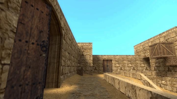The Beginner's Guide screenshot with custom Counter-Strike map - Davey Wreden, analysis, critique