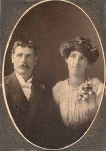 Francis Cyprien & Alice Hyde DUVAL