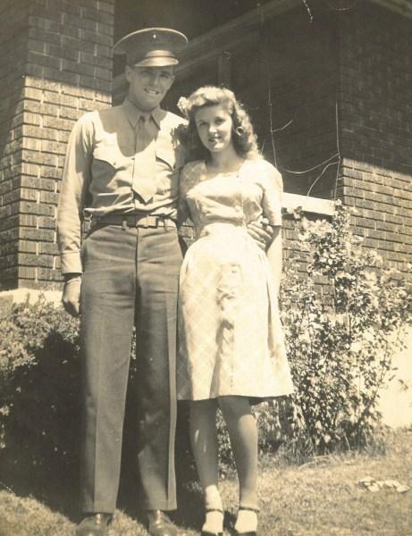 Ronald Peterson & Margaret Ellis