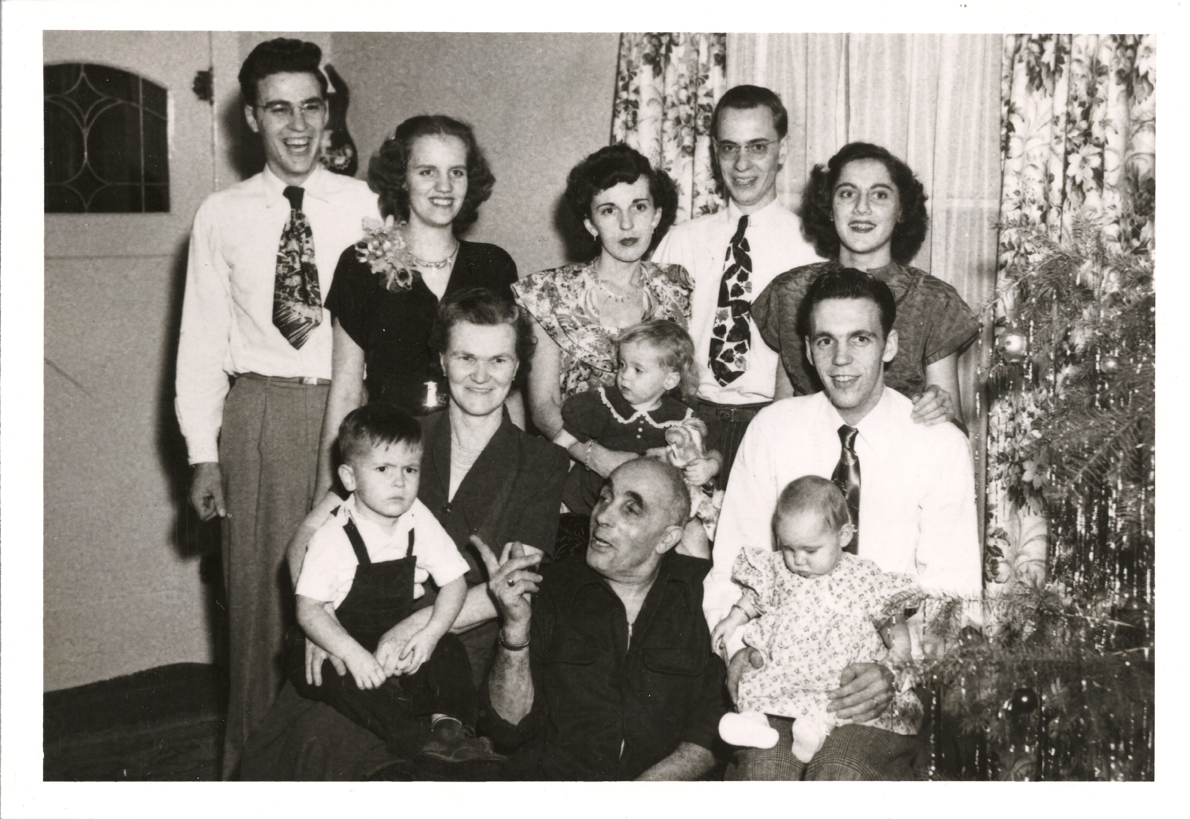 Ancestor Story - John Costello, Man of Mystery - 52