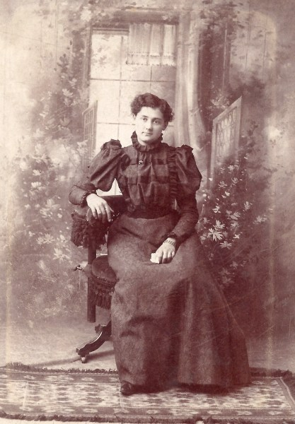 Emma Esther Jerrain