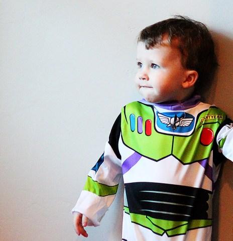 Harrison as Buzz