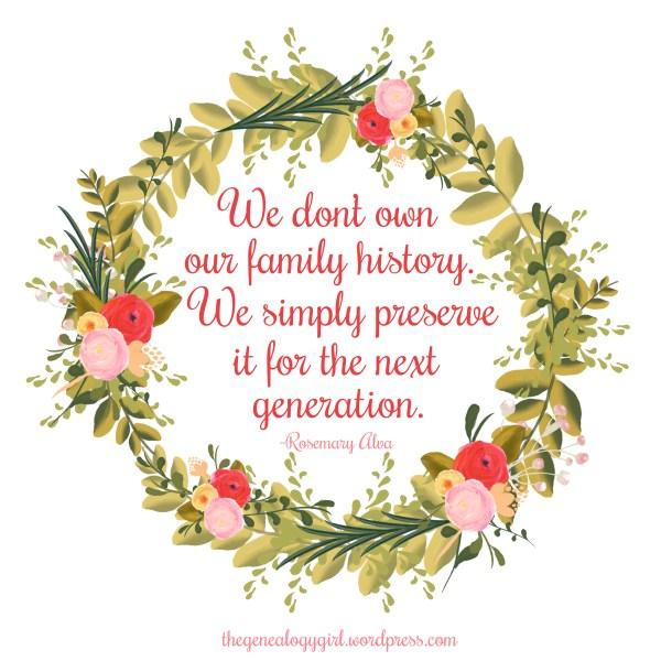 Rosemary Alva Quote