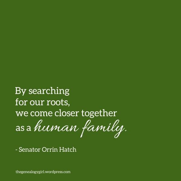 Orrin Hatch quote