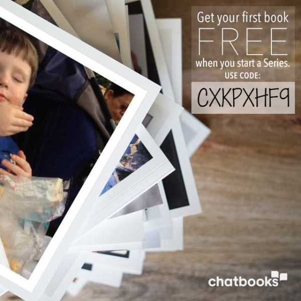 Chatbooks coupon