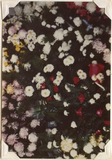 PETERSON, Darrell Skeen, Funeral Flowers 1