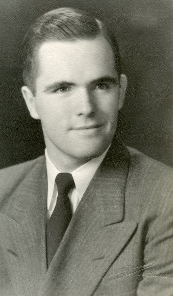 Ronald Peterson, missionary photo