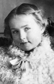 HUBAND, Blanche Octavia, young girl